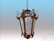 Lanterna in ferro