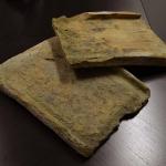 Tegole romane antiche in cotto