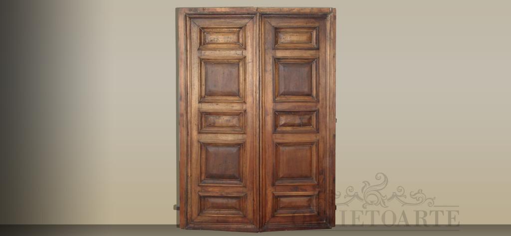 Porte antiche e in stile orvieto arte - Porte stile shabby chic ...