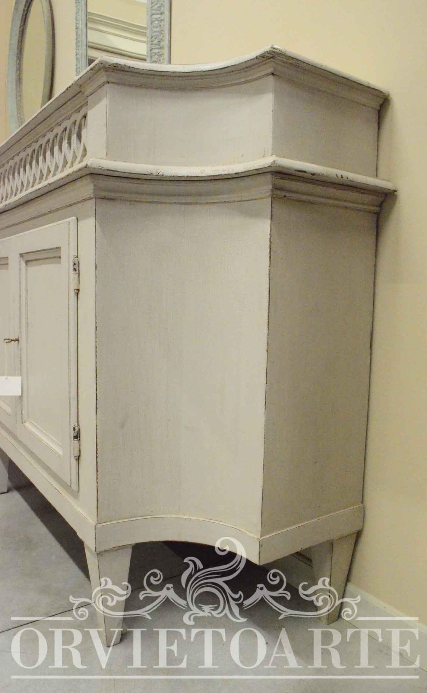 Orvieto Arte – Credenza stile Provenzale
