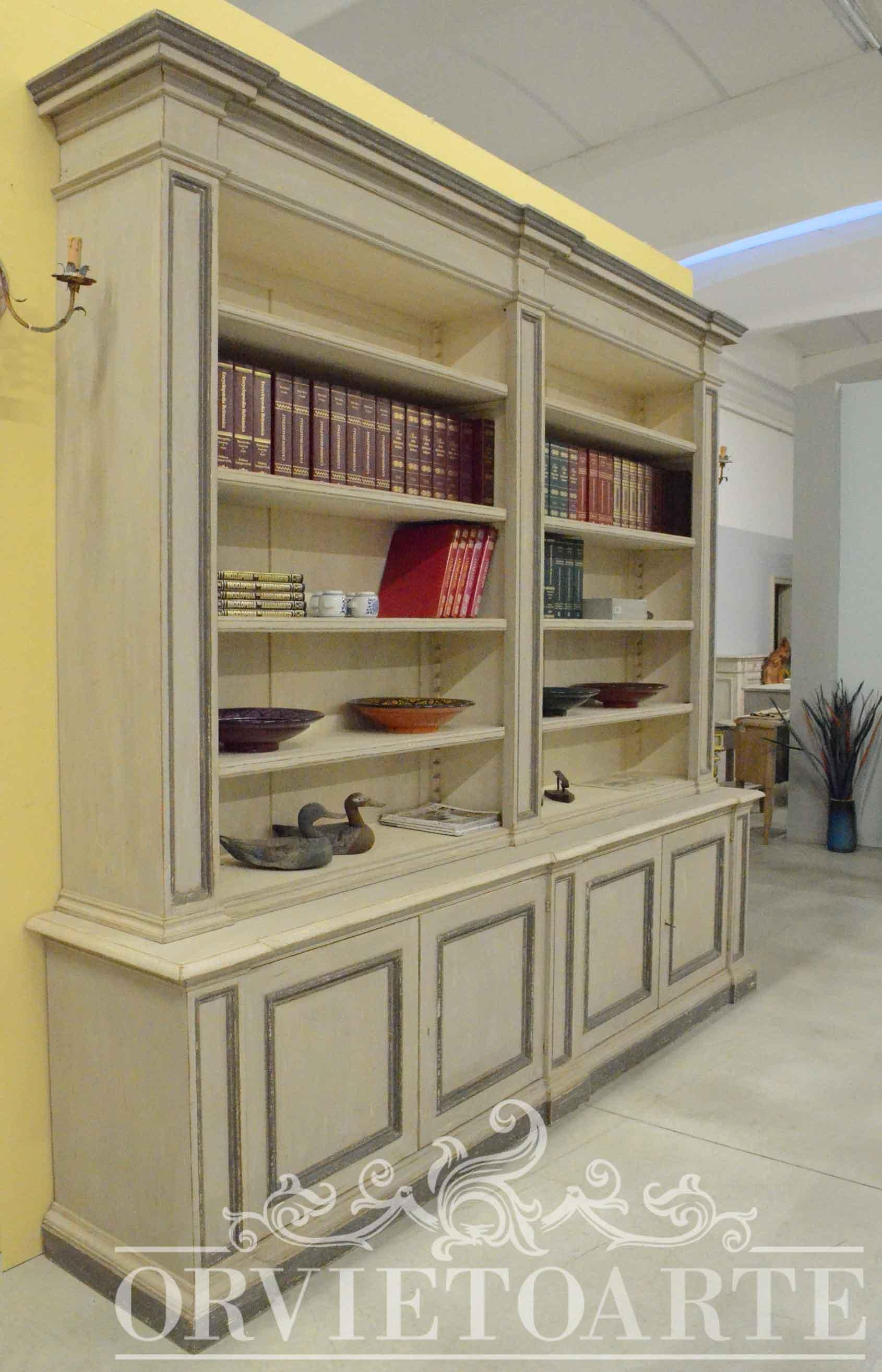 ebay size to shelves shanty chic bookshelf full kitchen shabby splendid inspirations style shelf corner charming