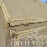 ribalta provenzale shabby chic, Orvieto, Umbria, Italia