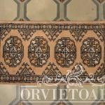 tappetino pakistan cipria, Orvieto, Umbria, Italia