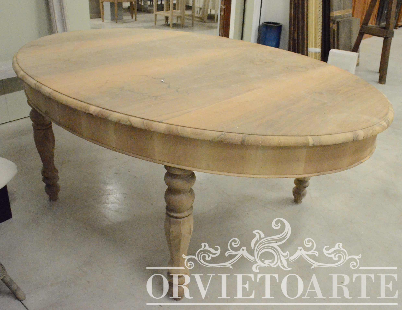 Tavolo in legno grezzo gallery of tavoli moderni in legno - Tavolo legno grezzo ikea ...