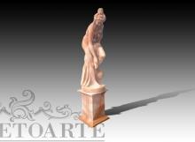 Statua bagnante