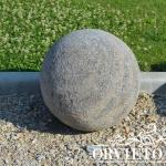 Palla in pietra
