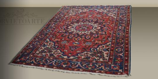Antico tappeto Bakhtiari