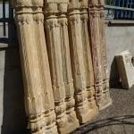 Lesene in pietra