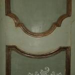 Porta laccata del '700