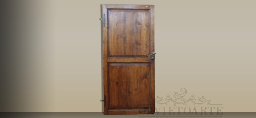 Porte Antiche A Due Ante.Porte Antiche Orvieto Arte