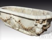 Vasca marmo Carrara