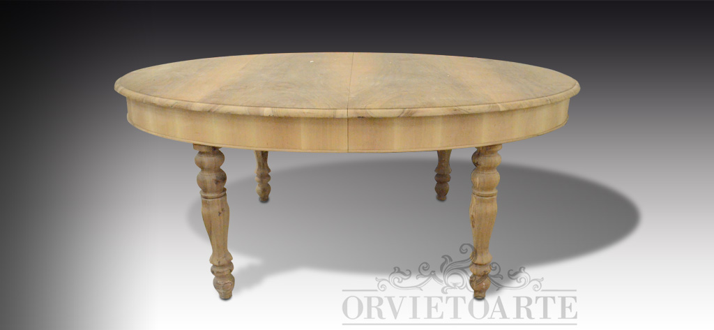 Tavolo Bianco Stile Provenzale.Orvieto Arte Credenza Stile Provenzale