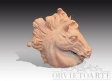 elemento testa di cavallo