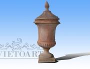 vaso in terracotta