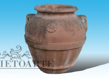 orcio in terracotta