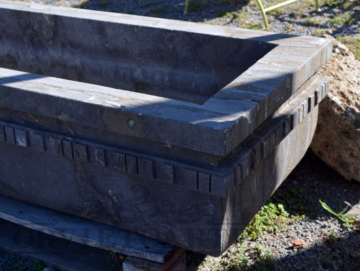 Vasca Giardino Pietra : Orvieto arte u vasca in pietra